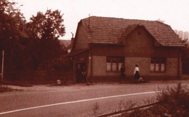 A régi imaház